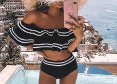 Moda, elegancja i wygoda na plaży dzięki klasycznemu tankini