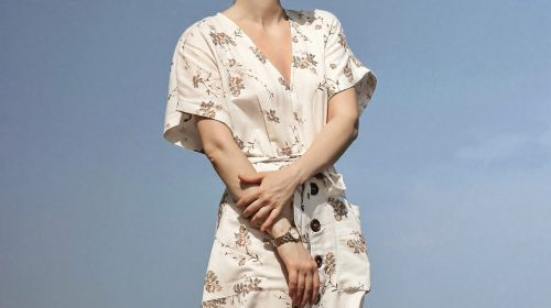 modna sukienka 1
